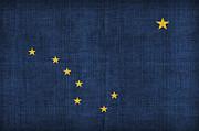 Alaska State Flag Print by Pixel Chimp