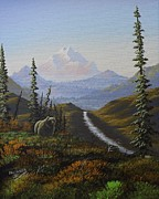 Richard Faulkner - Alaskan Brown Bear