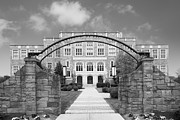 Special Occasion Prints - Albany Law School Gate Print by University Icons