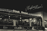 The Strip Prints - Albufeira Street Series - Steak House Print by Marco Oliveira