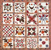 New York Tapestries - Textiles - AlbumCrib Quilt by Artist Unknown