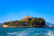 Alcatraz Island Print by James O Thompson