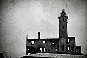 Headlands Photos - Alcatraz Island Lighthouse by RicardMN Photography