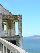 Alcatraz Art - Alcatraz by Laurel Powell