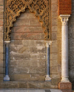 Greg Matchick - Alcazar Columns in Spain
