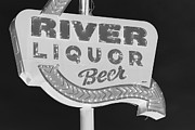 Jerry Bunger - Alcohol Sign