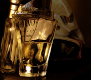 Fragrance Prints - Alcohol  Print by Steven  Digman