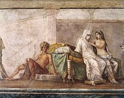 Youthful Photos - Aldobrandini Wedding. 1st C. Bc by Everett
