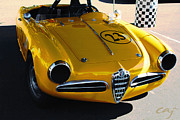 Curt Johnson - Alfa Romeo 1957 Guilia...