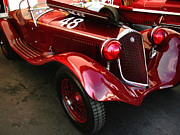 Curt Johnson - Alfa Romeo 6c 1750 1932