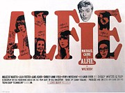 Movie Poster Gallery Posters - Alfie  Poster by Movie Poster Prints