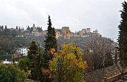 RicardMN Photography - Alhambra from Sacromonte