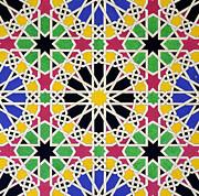 James Cavanagh Murphy - Alhambra Mosaic