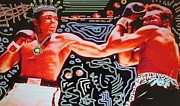 Hbo Digital Art - Ali The Greatest by Dan Twyman