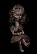 Doll Sculptures - Alice by Sonya Brown