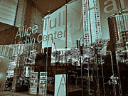 Concerts Posters - Alice Tully Hall Poster by Jeff Breiman