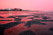 Nantasket Beach Prints - Alien Beach Print by Patricia Abbate