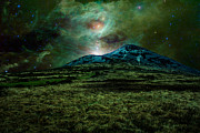 Orion Nebula Art - Alien World by Semmick Photo