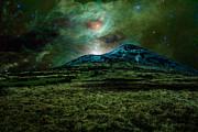Alien World Print by Semmick Photo