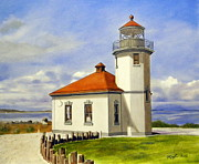 RB McGrath - Alki Point Light