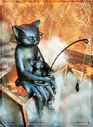 Barbara Orenya - All cats love fish