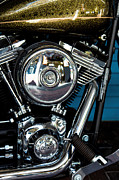 Harley Davidson Photo Originals - All Muscle by Jon Burch Photography