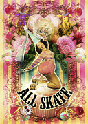 Engagement Prints - All Skate Print by Aimee Stewart
