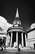 Souls Prints - all souls church of england church langham place London England UK Print by Joe Fox