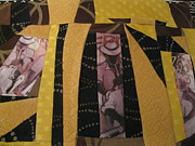 Jazz Tapestries - Textiles - All That Jazz #2 by Edjohnetta Miller