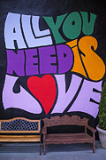 Garry Gay - All You Need Is Love