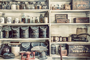 Castor Prints - All you need - The General Store Print by Gary Heller