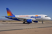 Brian Lockett - Allegiant Airbus...
