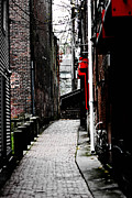 Alley Print by Allan Millora