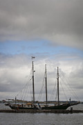 Historic Schooner Photos - Alliance Charter Schooner by Teresa Mucha