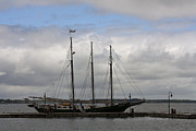 Historic Schooner Photos - Alliance Schooner by Teresa Mucha