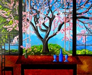 Jayne Kerr  - Almond with a View