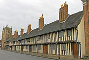 Tony Murtagh - Almshouses in Stratford...