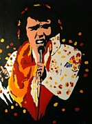 Graceland Painting Originals - Aloha by Lisa Martin