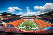 Warriors Photos - Aloha Stadium by Dan McManus