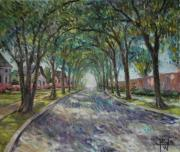 Henry David Potwin - Along the Azalea Trail