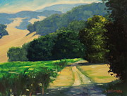 Steven Guy Bilodeau - Along The Vineyard