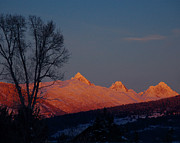 Raymond Salani III - Alpine Glow