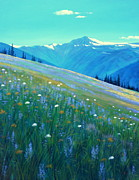 Chris MacClure - Alpine Meadow