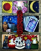 Fatima Paintings - Altar by Jessi Smith