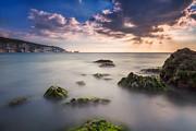 Nigel Hamer - Alum Bay and The Needles