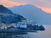Pat Cannon - Amalfi by the Sea