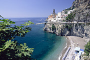 George Oze - Amalfi Coast Impression