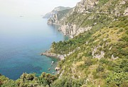 Cliffs Originals - Amalfi Coast by Marilyn Dunlap