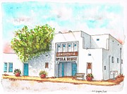 Opera Originals - Amargosa Opera House - Nevada by Carlos G Groppa
