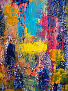 Abstracts Pastels - Amarillo by Azul Fam